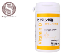 サプリメントストアS ワカサプリ ビタミンB群 | サプリメント ワカサプリ 通販 RLISP リスプ 豊橋