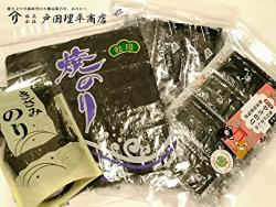 戸田理平商店 通販 焼き海苔セット 栄養 効果 | 海苔 通販 愛知県豊川市